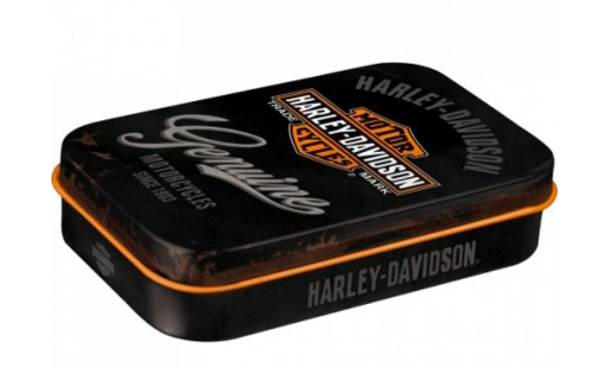 Cutie metalica cu bomboane - Harley-Davidson - Genuine XL 0