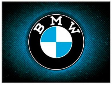 Magnet frigider sigla BMW 0