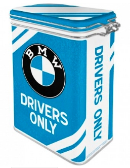 "Cutie Metalica Cafea capac etans "" BMW - Driver only "" 1"