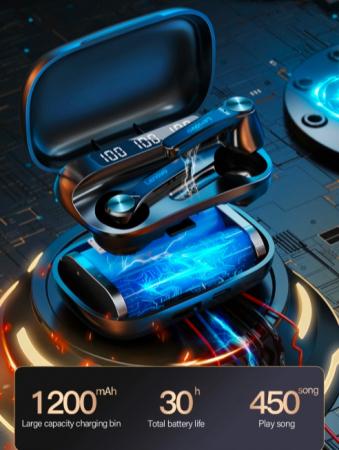 Casti LENOVO  wireless bluetooth 5.04