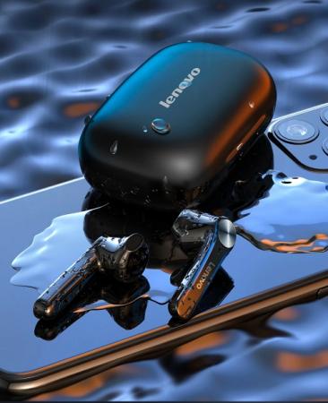 Casti LENOVO  wireless bluetooth 5.05