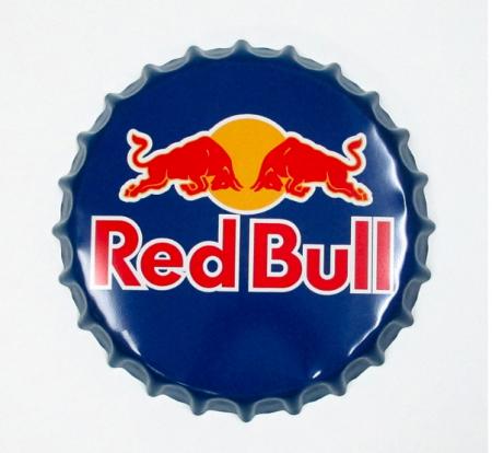 Capac  Decor Red Bulls diametru 35 cm [0]