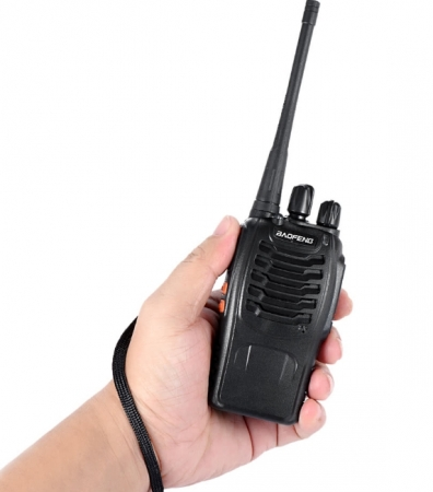 Set 10 buc Statii Radio Walkie Talkie Baofeng BF-888S UHF 400-470MHz 16CH  PROGRAMABILE + Bonus Cablu si CD programare4