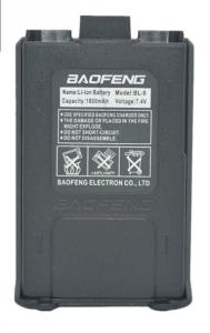 Acumulator  1800mAh 7,4 v pentru statie radio Baofeng UV-5R0