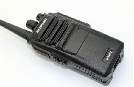 Statie radio Baofeng BF- S56MAX UHF band 10 W , radio FM , IP575