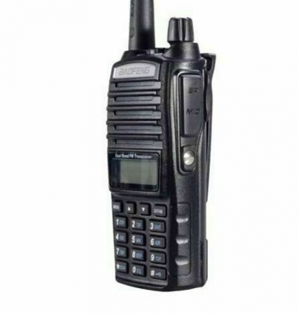 Statie  Baofeng UV-82 8WDual Band Transceiver 8W 128 canale , Radio FM3