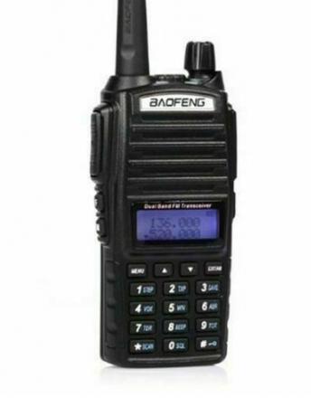 Statie  Baofeng UV-82 8WDual Band Transceiver 8W 128 canale , Radio FM4