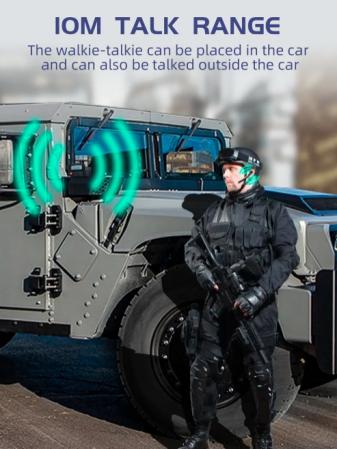 RALDIO - Set Bluetooth pentru Statii emisie receptie mufa M - Motorola1