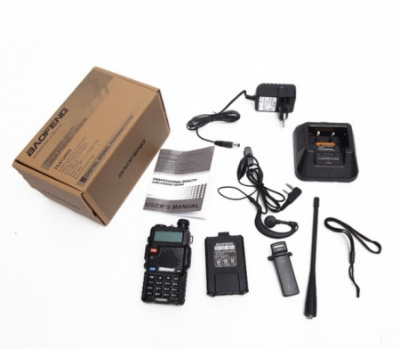 Statie Radio Walkie Talkie Baofeng UV-5R 8W Dual Band Transceiver4