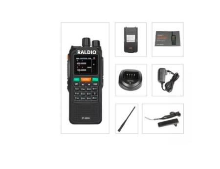 Statie Raldio emisie receptie profesionala 10W  ZT-889G duplex GPS repetor2