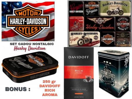 Raldio - Set Cadou Nostalgic - Harley Davidson 10