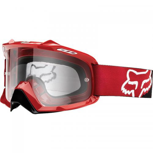 AIR SPACE GOGGLE RED/BLK [0]