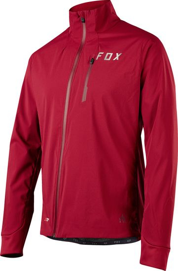 ATTACK PRO FIRE SS JACKET [DRK RD] [0]