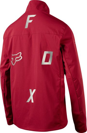 ATTACK PRO FIRE SS JACKET [DRK RD] [1]