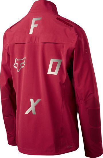 ATTACK PRO WATER JACKET [DRK RD] [1]