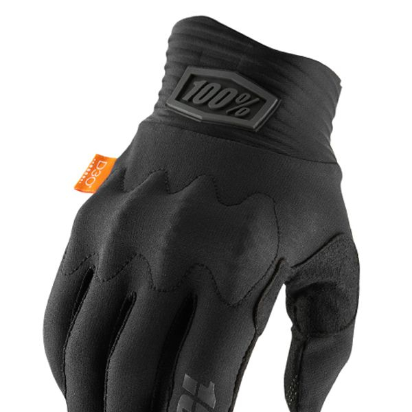 COGNITO Black/Charcoal Gloves [1]