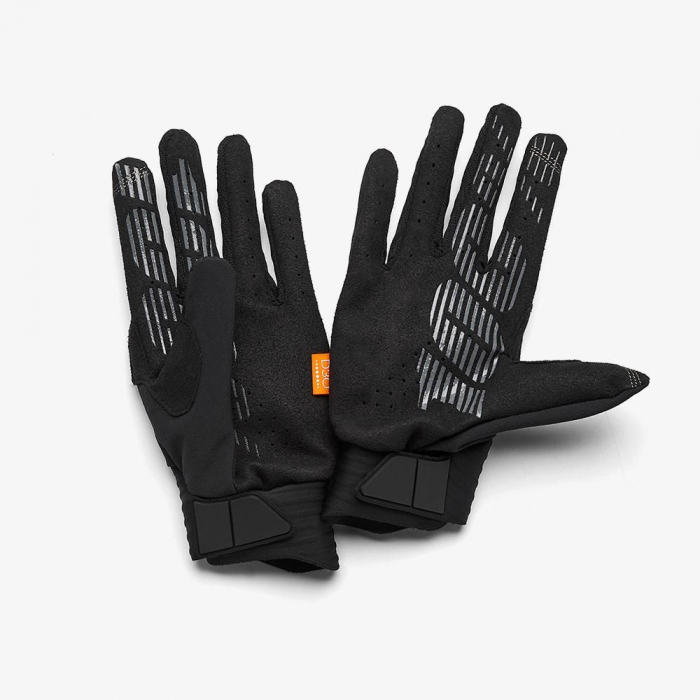 COGNITO Fluo Yellow/Black Gloves [1]