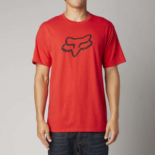 LEGACY FOXHEAD SS TEE RED [0]