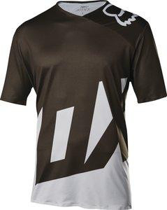 MTB-JERSEY ATTACK JERSEY WHITE [0]