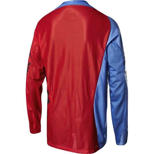 MTB-JERSEY DEMO LS JERSEY BLUE/RED [1]