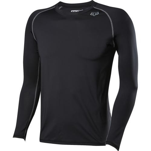 MTB-JERSEY FREQUENCY LS BASE LAYER BLACK [0]