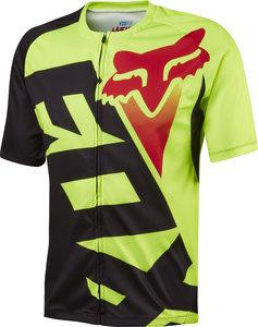 MTB-JERSEY LIVEWIRE SS JERSEY FLO YELLOW [0]