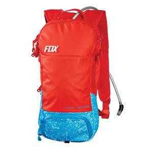 MX-ACCESSORIES CONVOI HYDRATION PACK RED [0]