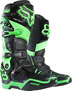 MX-BOOT INSTINCT LE BOOT DAY GLO GREEN [0]