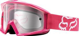 MX-GOGGLE MAIN HOT PINK/CLEAR [0]