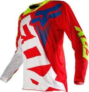 MX-JERSEY 360 SHIV JERSEY RED/WHITE [0]