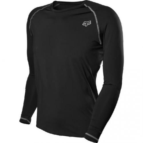 MX-JERSEY FIRST LAYER L/S JERSEY BLACK [0]