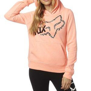 REACTED PULLOVER HOODY MELON [1]