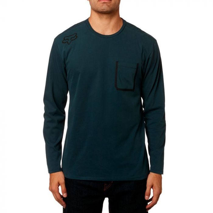 REDPLATE 360 LS AIRLINE TEE [NVY] [2]