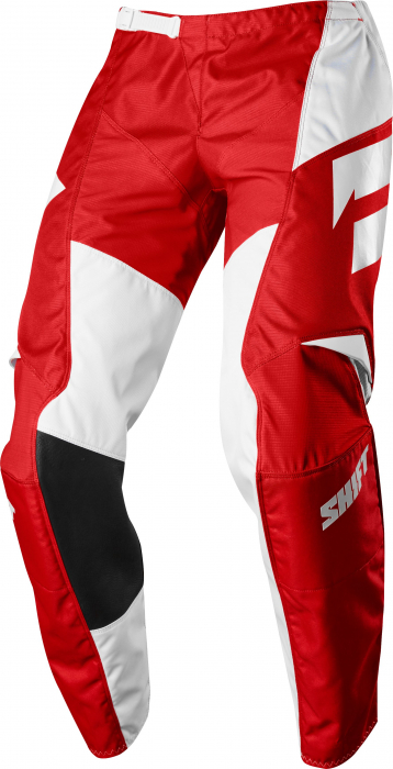 WHIT3 NINETY SEVEN PANT RED [1]