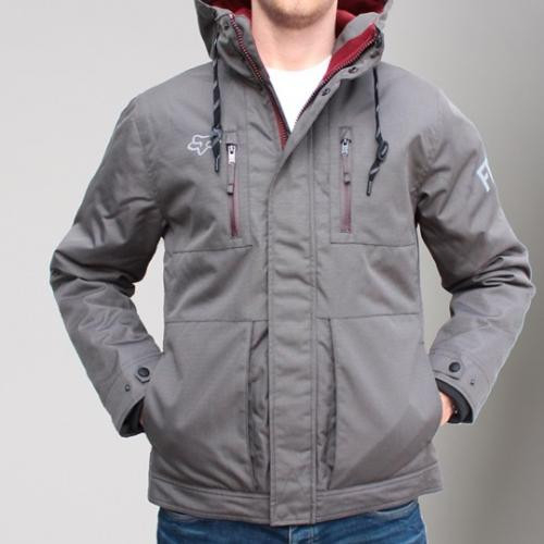 YS ROOSTED JACKET CHARCOAL [0]