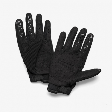AIRMATIC Black/Charcoal Gloves [0]