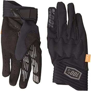COGNITO Black/Charcoal Gloves [0]