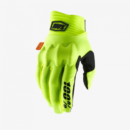 COGNITO Fluo Yellow/Black Gloves [0]