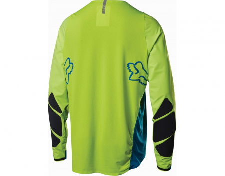MTB-JERSEY ATTACK PRO JERSEY TEAL [1]