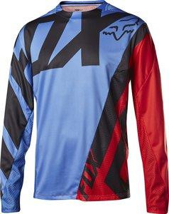 MTB-JERSEY DEMO LS JERSEY BLUE/RED [0]