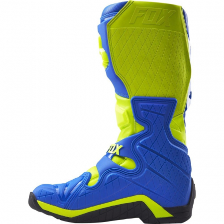 MX-BOOT COMP 8 BOOT-RS BLUE/YELLOW [1]