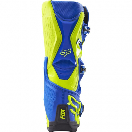 MX-BOOT COMP 8 BOOT-RS BLUE/YELLOW [2]