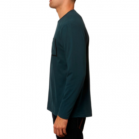 REDPLATE 360 LS AIRLINE TEE [NVY] [5]