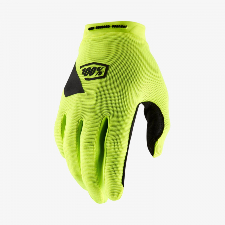 RIDECAMP Fluo Yellow Gloves [1]