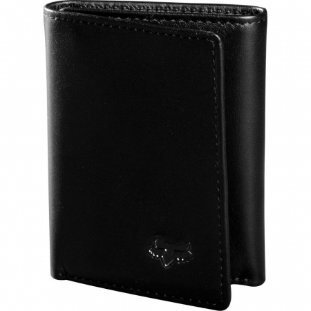 TRIFOLD LEATHER WALLET [0]