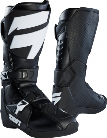 WHIT3 LABEL BOOT [BLK] [2]