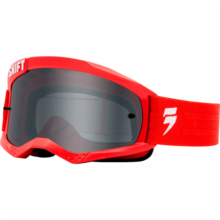 WHIT3 LABEL GOGGLE [RD] [0]