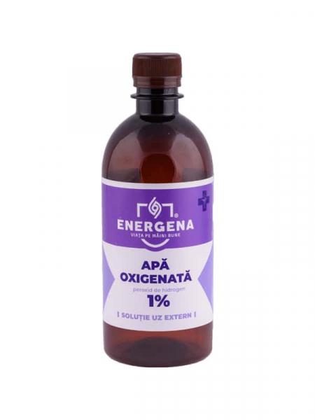 Apa Oxigenata - 1% Peroxi de hidrogen - 10 sticle [0]