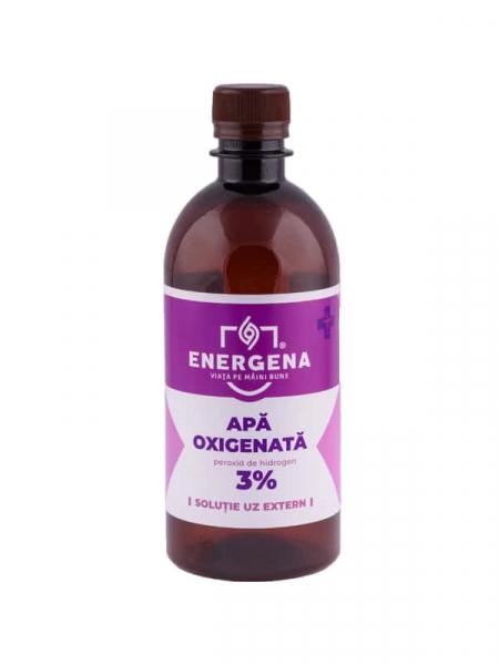 Apa Oxigenata - 3% Peroxi de hidrogen - 10 sticle 0