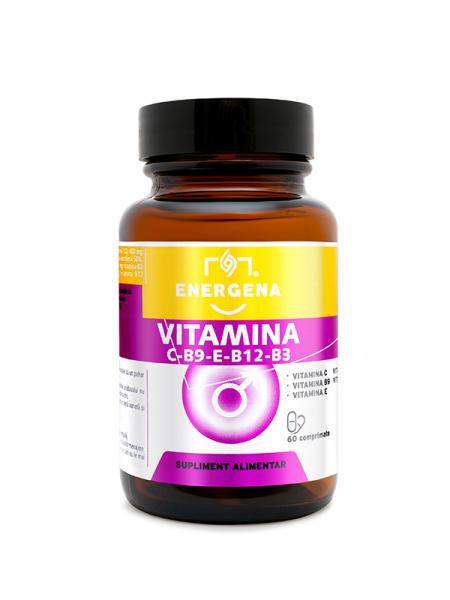 VITAMINA C-B9-E-B12-B3 0